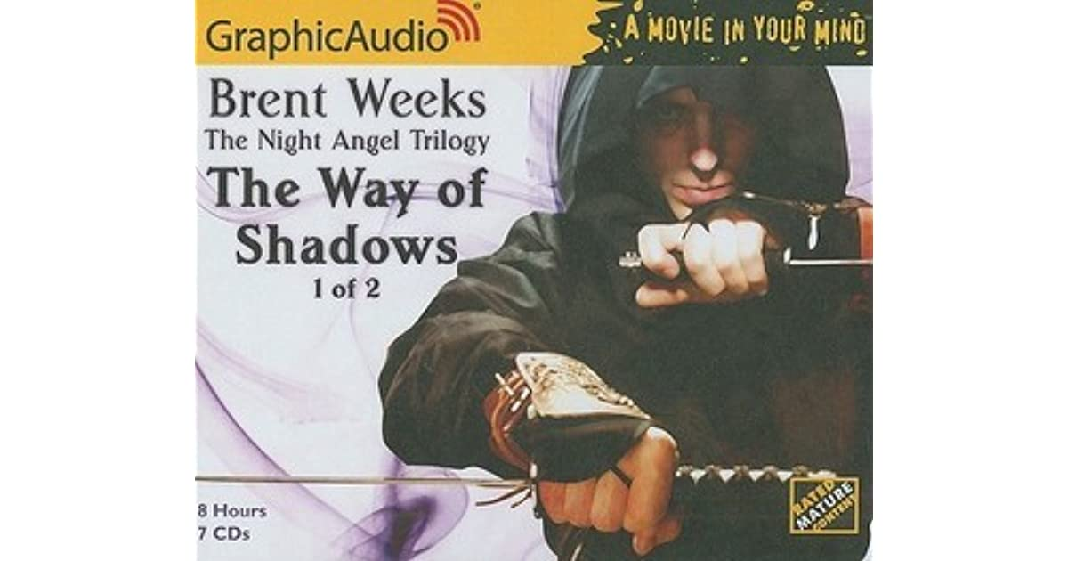 The Way Of Shadows: Book 1 of the Night Angel