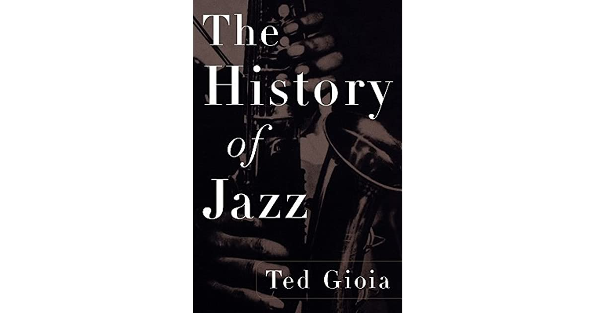History ted gioia of pdf the jazz
