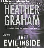 The Evil Inside (Krewe of Hunters, #4)