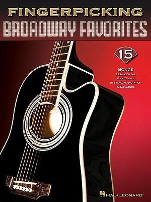 Fingerpicking Broadway Favorites Anonymous