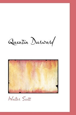 Quentin Durward book cover