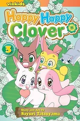 Happy Happy Clover, Vol. 3