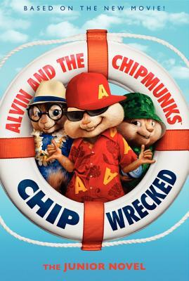 Alvin And The Chipmunks Chipwrecked The Junior Novel By Perdita Finn