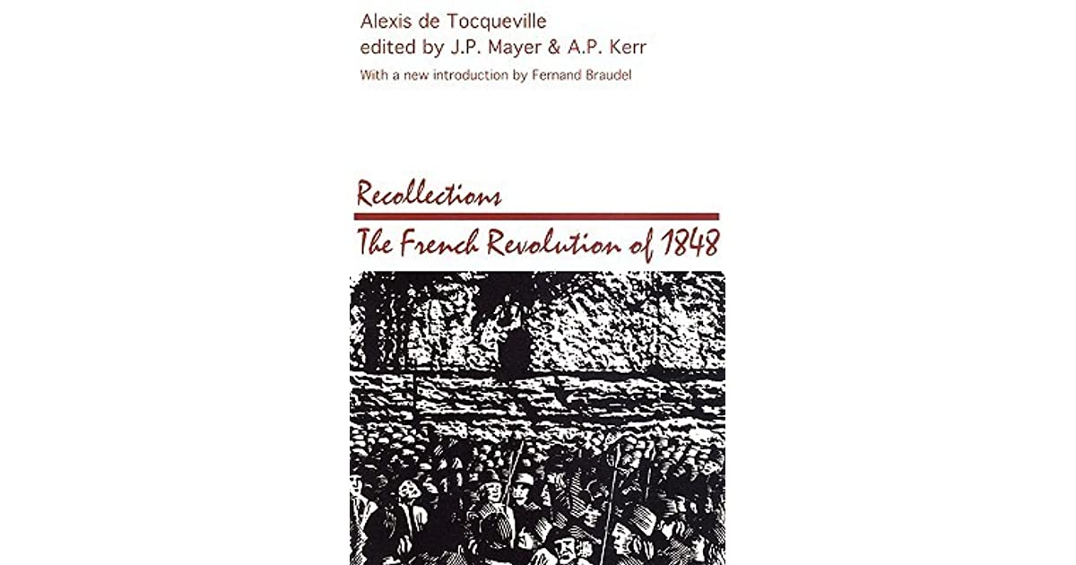 Recollections: The French Revolution of 1848 and Its Aftermath
