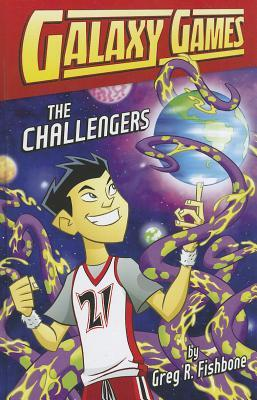 The Challengers (Galaxy Games #1)