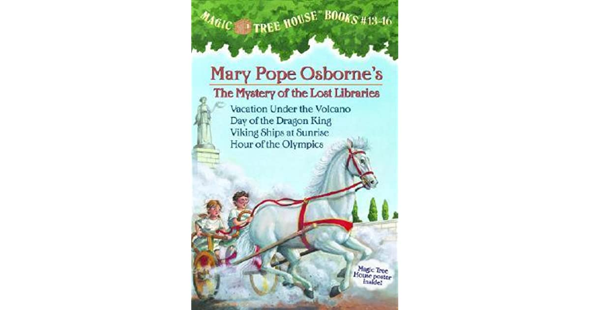 Magic Tree House Boxed Set: The Mystery Of The Lost