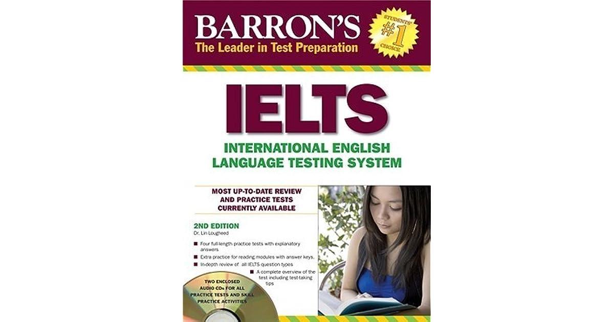 BARRONS IELTS EBOOK PDF