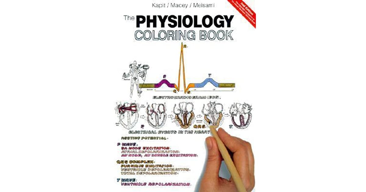 The Physiology Coloring Book by Wynn Kapit