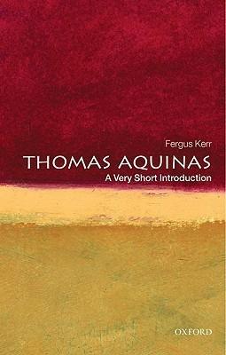 Thomas Aquinas- A Very Short Introduction