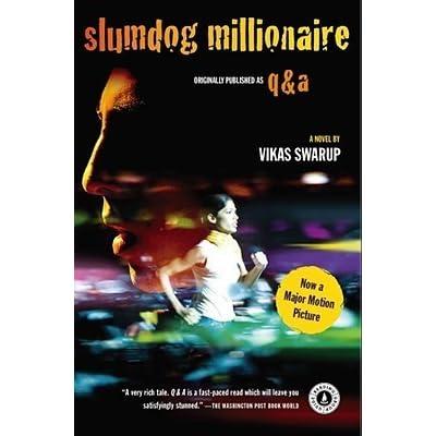 slumdog millionaire book report Report writing service a review of the slumdog millionaire english literature essay vikas book slumdog millionaire is translated in 41 languages.
