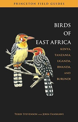 The Birds of East Africa by Terry Stevenson