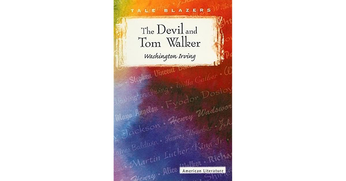 the devil and tom walker short summary