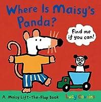 Where Is Maisy's Panda?: A Maisy Lift-the-Flap Book