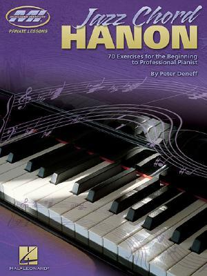 Jazz Chord Hanon: 70 Exercises for the Beginning to Professional