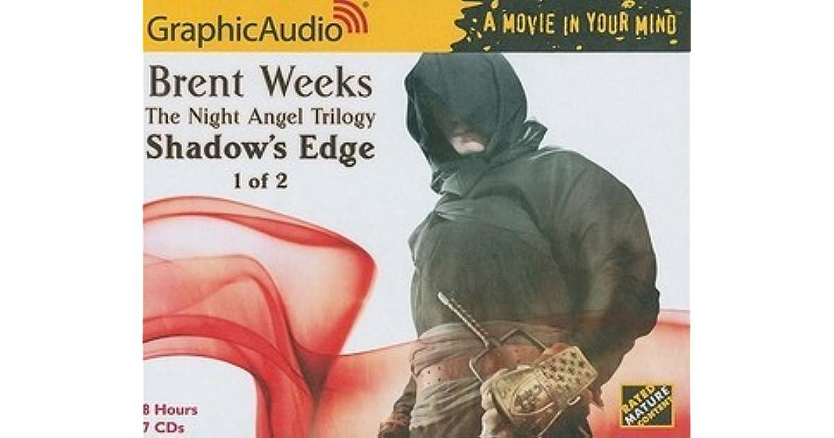 Shadows Edge: Book 2 of the Night Angel (Night Angel Trilogy)