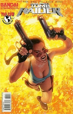 Tomb Raider Tankobon: Volume 4