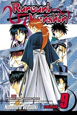 Rurouni Kenshin, Volume 09