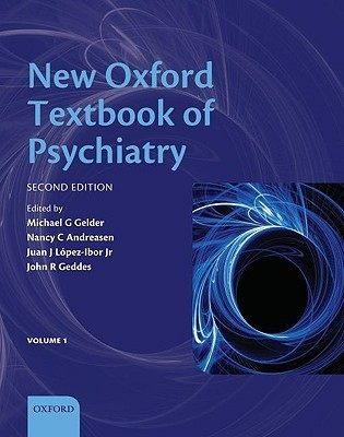 New Oxford Textbook of Psychiatry, 2nd edition