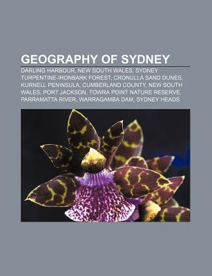 Geography of Sydney: Darling Harbour, New South Wales, Sydney Turpentine-Ironbark Forest, Cronulla Sand Dunes, Kurnell Peninsula