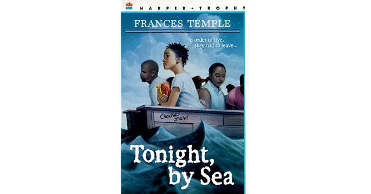Tonight by sea by frances temple fandeluxe Gallery