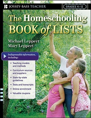 The Homeschooling Book of Lists: Grades K-12