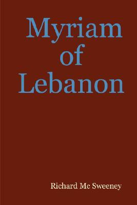 Myriam of Lebanon