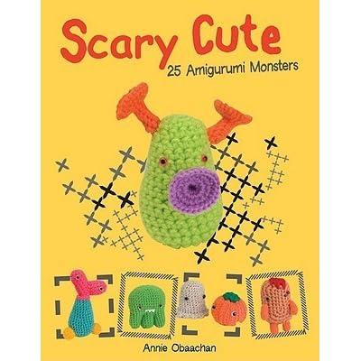 Amigurumi Monsters Book | 400x400