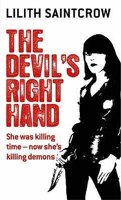 The Devil's Right Hand (Dante Valentine, #3)