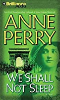We Shall Not Sleep (World War I, #5)