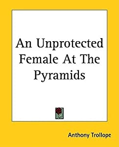 An Unprotected Female At The Pyramids