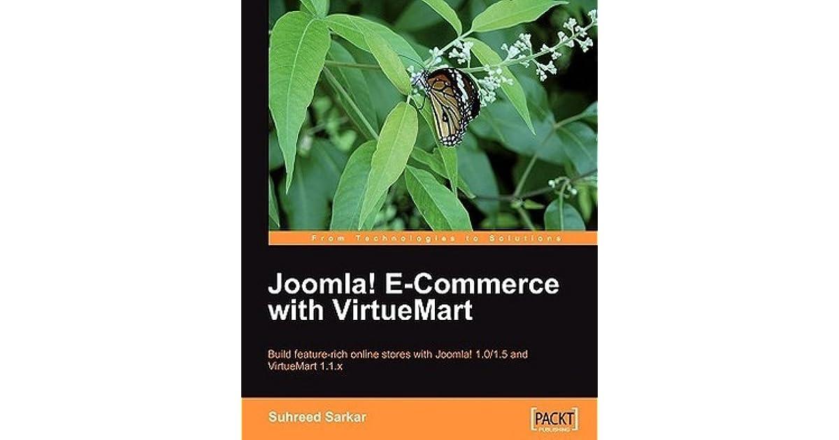 joomla e commerce with virtuemart sarkar suhreed
