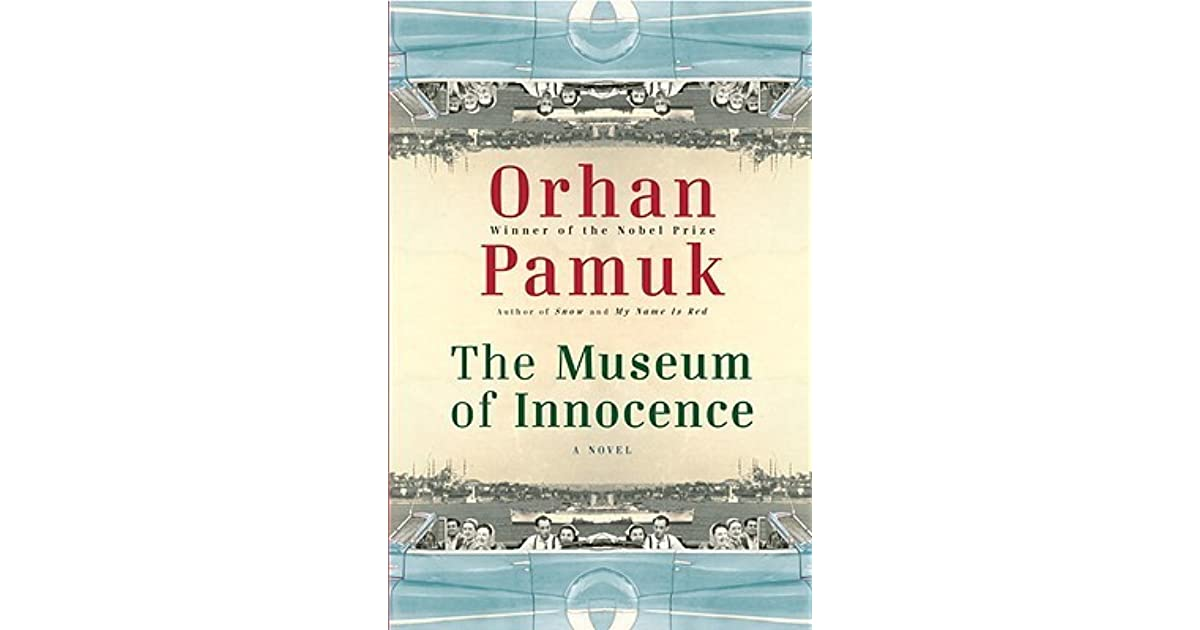 Orhan Pamuk Museum Of Innocence Ebook
