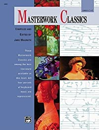 Masterwork Classics: Level 1-2, Book & CD