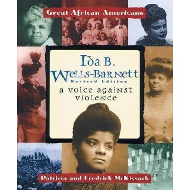 the life of ida b wells an african american journalist
