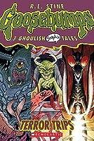 Terror Trips (Goosebumps Graphix, #2)
