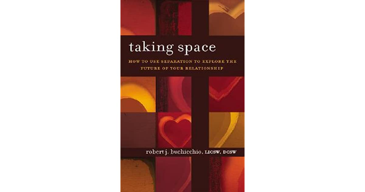 Taking space in a relationship