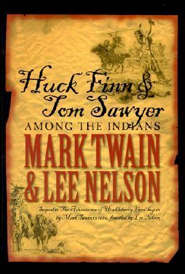 Huck Finn and Tom Sawyer among the In