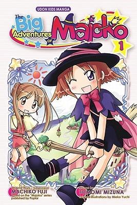 The Big Adventures Of Majoko Volume 1 By Tomomi Mizuna