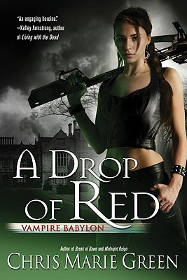 Download A Drop Of Red Vampire Babylon 4 By Chris Marie Green