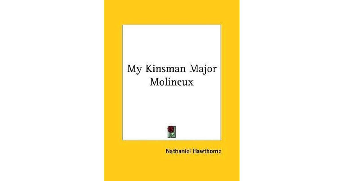 hawthorne my kinsman major molineux