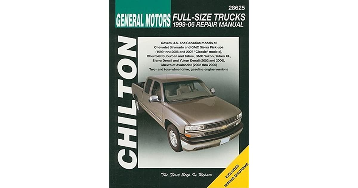 General motors full size trucks repair manual by jeff kibler fandeluxe Gallery