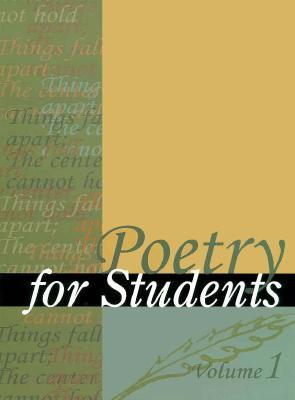 Poetry for Students, Volume 1