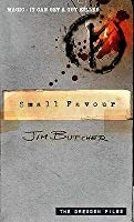 Small Favour (The Dresden Files, #10)