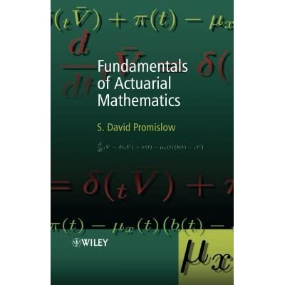 Actuarial Mathematics Book