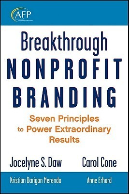 breakthrough non profit branding