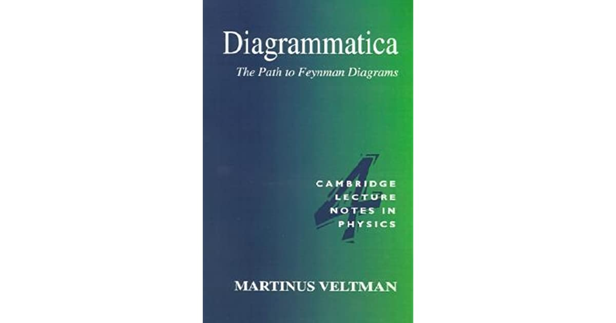 Diagrammatica  The Path To Feynman Diagrams By Martinus