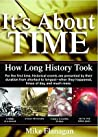 It's About Time: How Long History Took