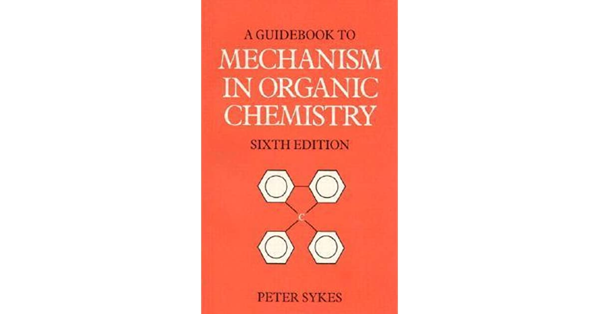 Peter Sykes Organic Chemistry Book