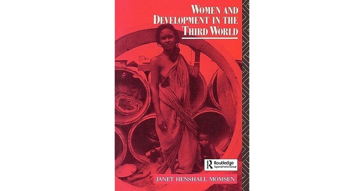 gender and development henshall momsen janet