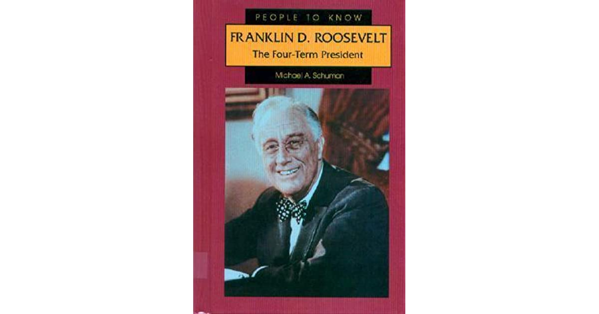 A fictional diary of franklin delano roosevelt